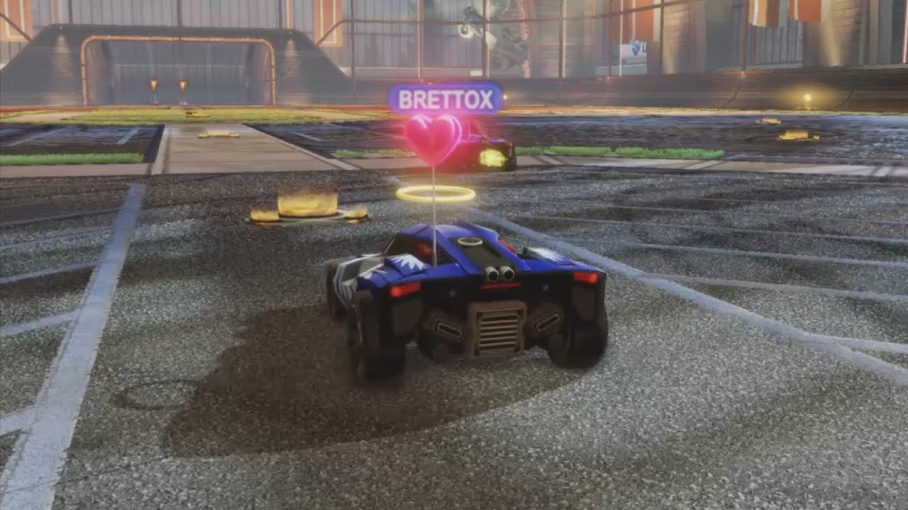 The Greatest Moment In Rocket League History