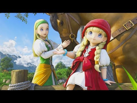 Dragon Quest XI : Les combattants de la Destinée : Dragon Quest XI - Tentacular Boss Battle (PS4)