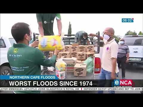 NCape Floods Worst since 1974