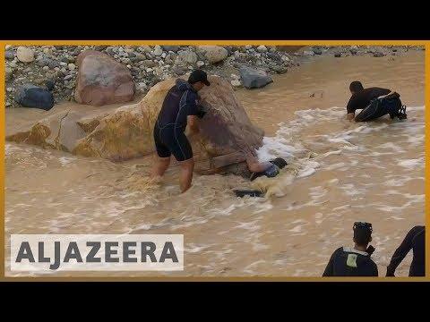 🇯🇴Jordan floods: Schoolchildren among 21 dead l Al Jazeera English