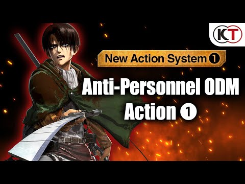 Anti-Personnel ODM: Action 1 de A.O.T. 2