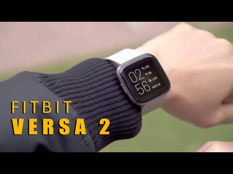 Đánh giá chi tiết Fitbit Versa 2| Màn hình AMOLED, Always-On Display, hỗ trợ trợ lý ảo,...