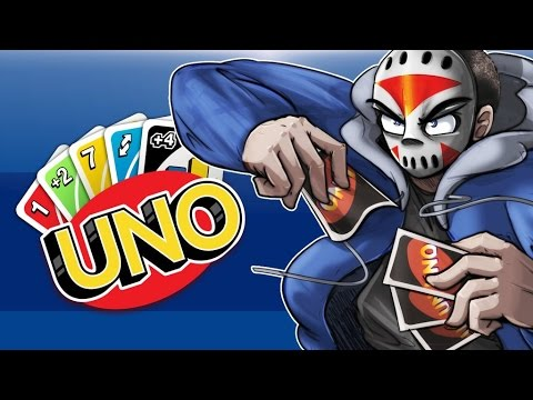 UNO - 2v2 Full Match! (Cartoonz & Delirious Vs Ohm & Bryce) First to 500 Points!