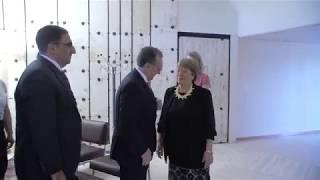 ԱԳ նախարար Զոհրաբ Մնացականյանի հանդիպումը  ՄԱԿ Մարդու իրավունքների Գերագույն հանձնակատար Միշել Բաչելետի հետ