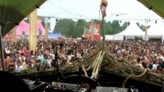 Funkerman @ Solar Festival 2010 Roermond