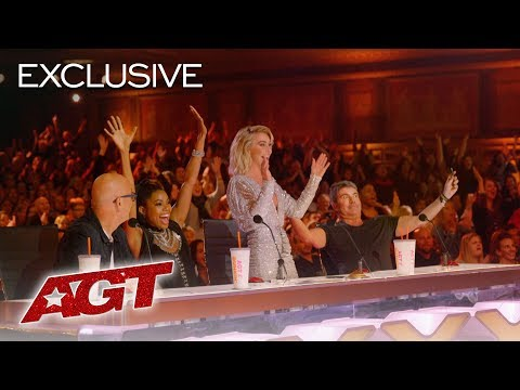 Relive The Golden Buzzer Moments From The Season 14 Auditions - America's Got Talent 2019 (видео)