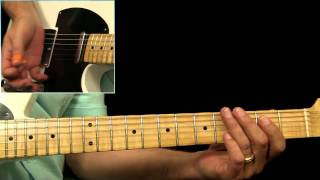 Alan Jackson - I Don't Even Know Your Name Guitar Lesson