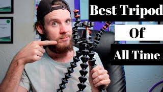 The Best Tripod? Joby Gorillapod rig review