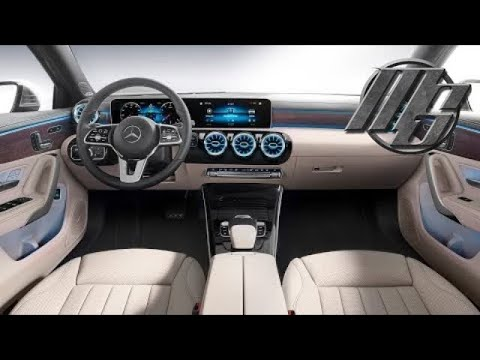 🔴 2019 Mercedes A-Class Sedan - INTERIOR | Best Car - Motorshow