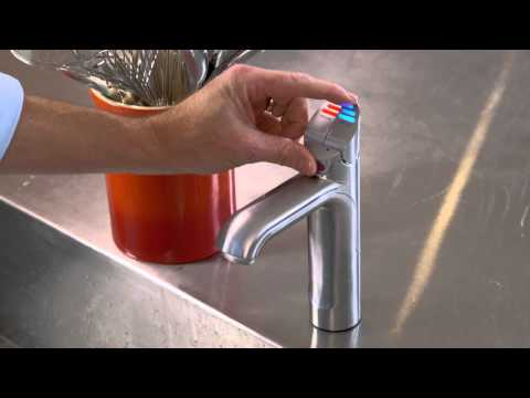 Zip Boiling Hot Water Tap HT1783UK - Chrome Video 2