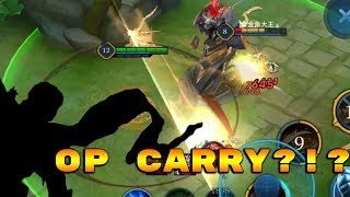 THE BEST HERO TO SOLO CARRY RANKED! - Arena of Valor Murad Gameplay #3