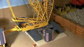 My Opinion On The NZG Liebherr LR1600/2 Crawler Crane