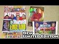 Match Atttax 101 Cristiano Ronaldo Gold Limited Edition | Match of the Day Magazine Opening