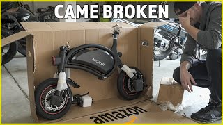 I BOUGHT the CHEAPEST eBike on AMAZON ($359.99)