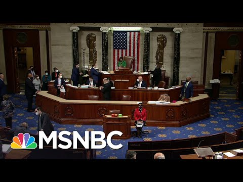 House Passes Biden's $1.9 Trillion Relief Package | MSNBC