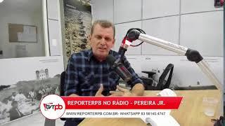 Programa Reporterpb no Rádio do dia 22 de Outubro de 2021