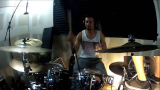 Mat Miranda - The Word Alive - 94th St. Drum Cover Contest
