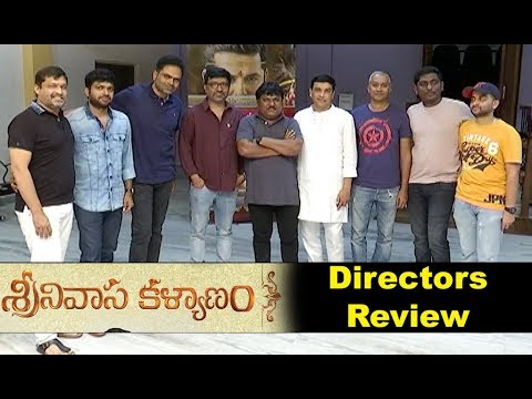 Directors Review About Srinivasa Kalyanam