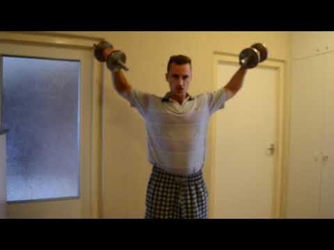 Упражнения для восстановление вывиха плечевого сустава