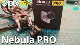 Caddx Nebula Pro - Overview, Specs & Flight Footage