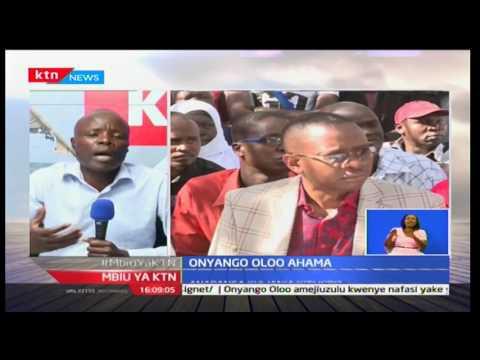 Mbiu ya KTN: Taarifa kamili na Mashirima Kapombe, Januari 18 2017