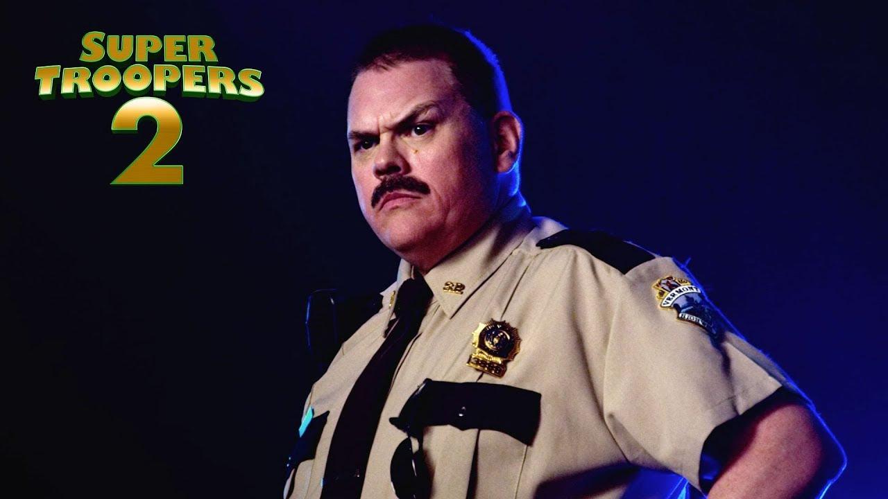 Super Troopers 2 - Kevin Heffernan: Method Actor