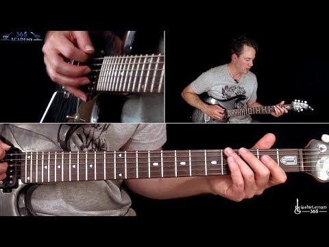 Limelight Guitar Lesson - Rush