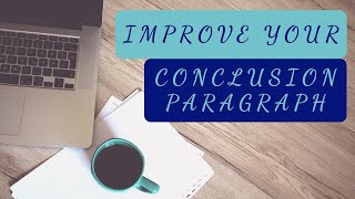 How to Write a Conclusion Paragraph for AP Lang   Coach Hall Writes