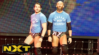 #DIY want a rematch with The Authors of Pain: WWE NXT, Feb. 15...