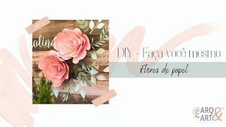 flor gigante cartolina видео Видео
