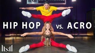 R.I.P. - Sofia Reyes ft Rita Ora & Anitta | ACRO DANCE Challenge ft Rybka Twins