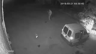 Дерзкое нападение на инкассаторов в Одессе.