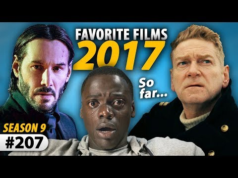 My Favorite Films Of 2017... So Far (Season 9 Premiere!)