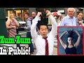 """Daddy Yankee Arcangel Rkm & Ken-Y - """"Zum Zum"""" - SINGING IN PUBLIC!!"""