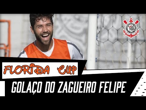 Florida Cup | Golaço do zagueiro Felipe