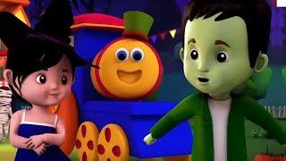 บ๊อบรถไฟ | ครอบครัวฮัลโลวีน | เพลงฮาโลวีนในภาษาไทย | เพลงสำหรับเด็ก | Halloween Family