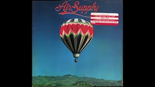 AIR SUPPLY - THE ONE THAT YOU LOVE (1981) VINILO LP FULL ALBUM