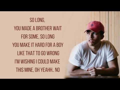 Redbone - Childish Gambino (William Singe X Alex Aiono Cover) / Lyrics