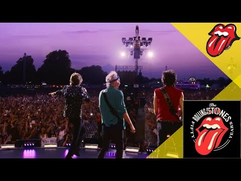 The Rolling Stones – Miss You – Sweet Summer Sun – Hyde Park Live