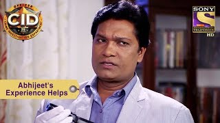 Your Favorite Character | Abhijeet's Experience Helps | CID