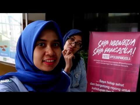 Pekan Pancasila BPJS Kesehatan 2017 #PekanPancasilaBPJSKesehatan #PekanPancasila
