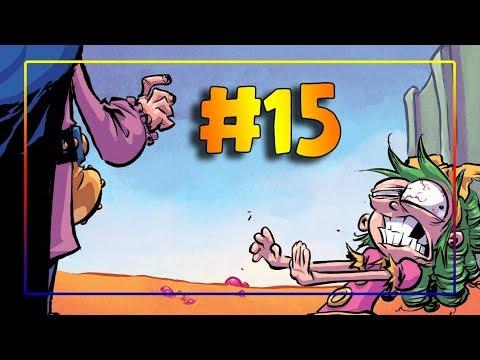 ☠Я НЕНАВИЖУ СТРАНУ СКАЗОК☠часть 15 ★комикс ★I Hate Fairyland.  (dub comics). part 15