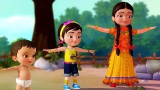 Chalo Exercise Karo | Hindi Rhymes for Children   - YouTube