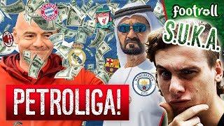 """""""Arabska"""" SUPERLIGA, Korupcja UEFA I Ogólnie Wszystko W Normie..."""