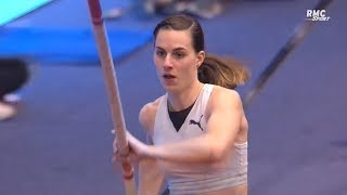 All Star Perche 2019 : Record de France en salle de Ninon Guillon-Romarin (4,73 m)