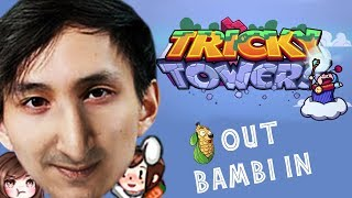 CARN OUT - BAMBOE IN (SingSing Tricky Towers with Bamboe, Raeyei, Itsliaaa)