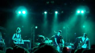 Bear Hands - Tablasaurus (live 5/6/10)