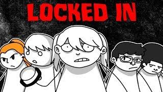 Locked in a Cellar