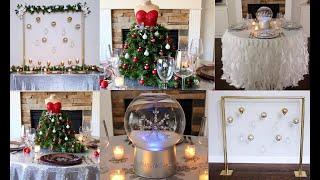 DIY Christmas Centerpieces | DIY Christmas Home Decorations