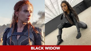 I Trained Like Black Widow